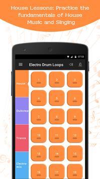 Electro Drum Loops screenshot 2
