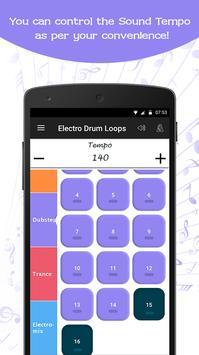 Electro Drum Loops screenshot 4