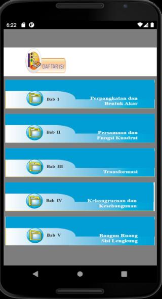 Buku Matematika Kelas 9 Semester 1 Dan 2 K 13 For Android Apk Download