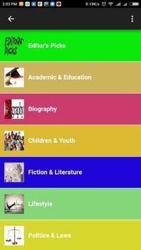 Ebook Library screenshot 16