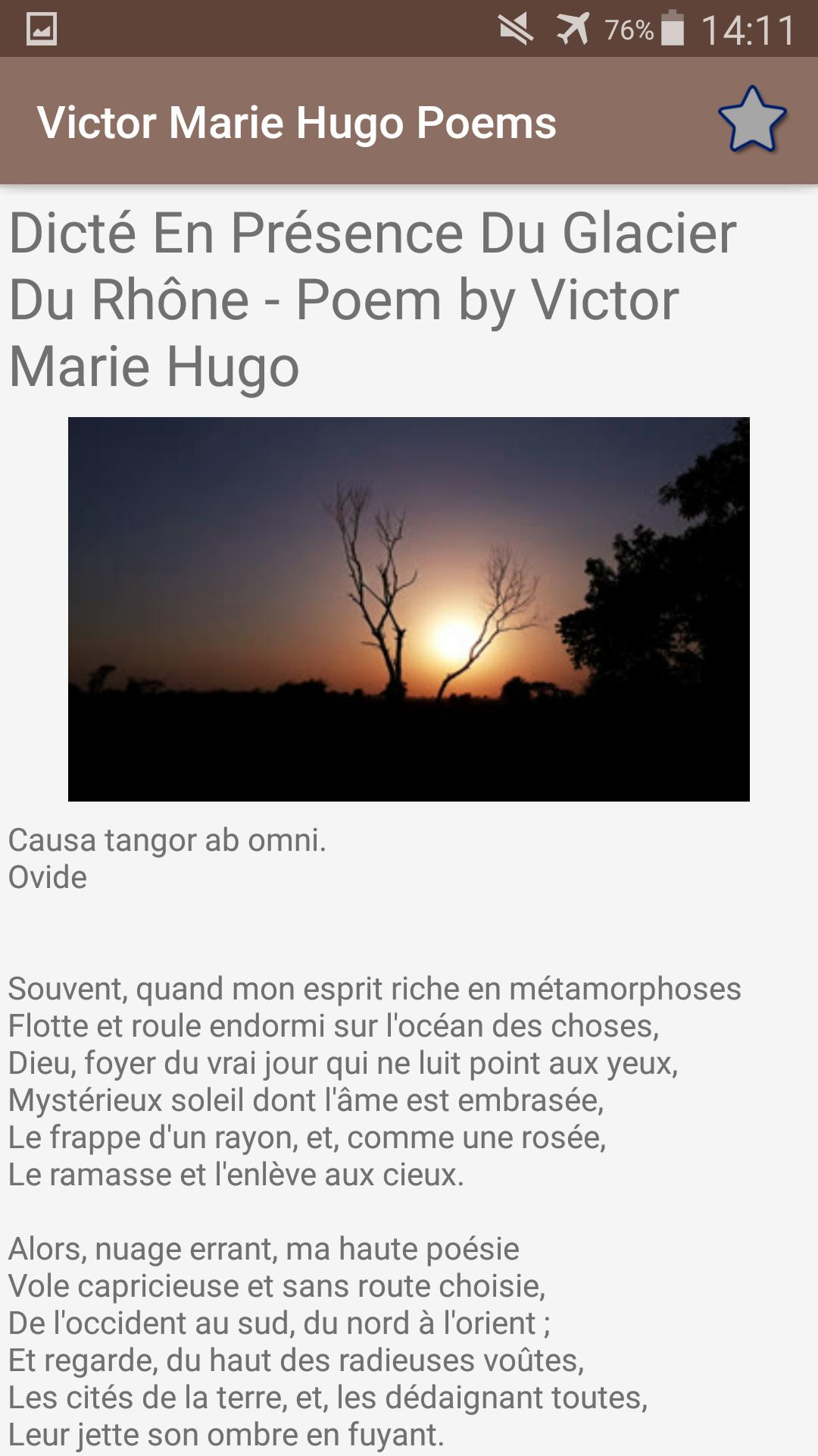 Victor Marie Hugo Poems For Android Apk Download