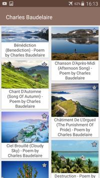Charles Baudelaire poster