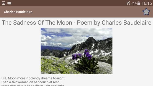 Charles Baudelaire screenshot 13