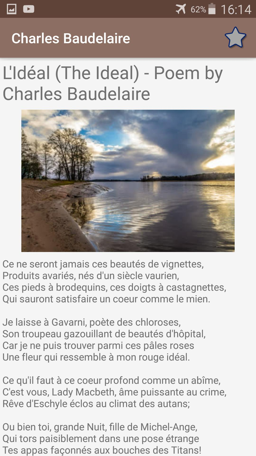 Charles Baudelaire For Android Apk Download