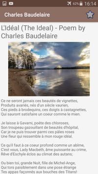 Charles Baudelaire screenshot 6