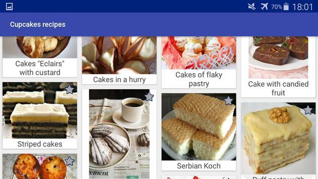 Cupcakes Recipes screenshot 17
