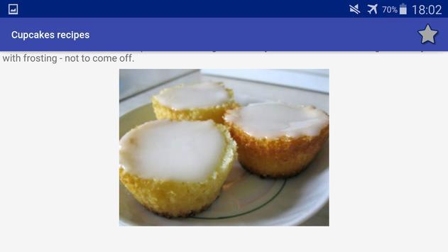 Cupcakes Recipes screenshot 14