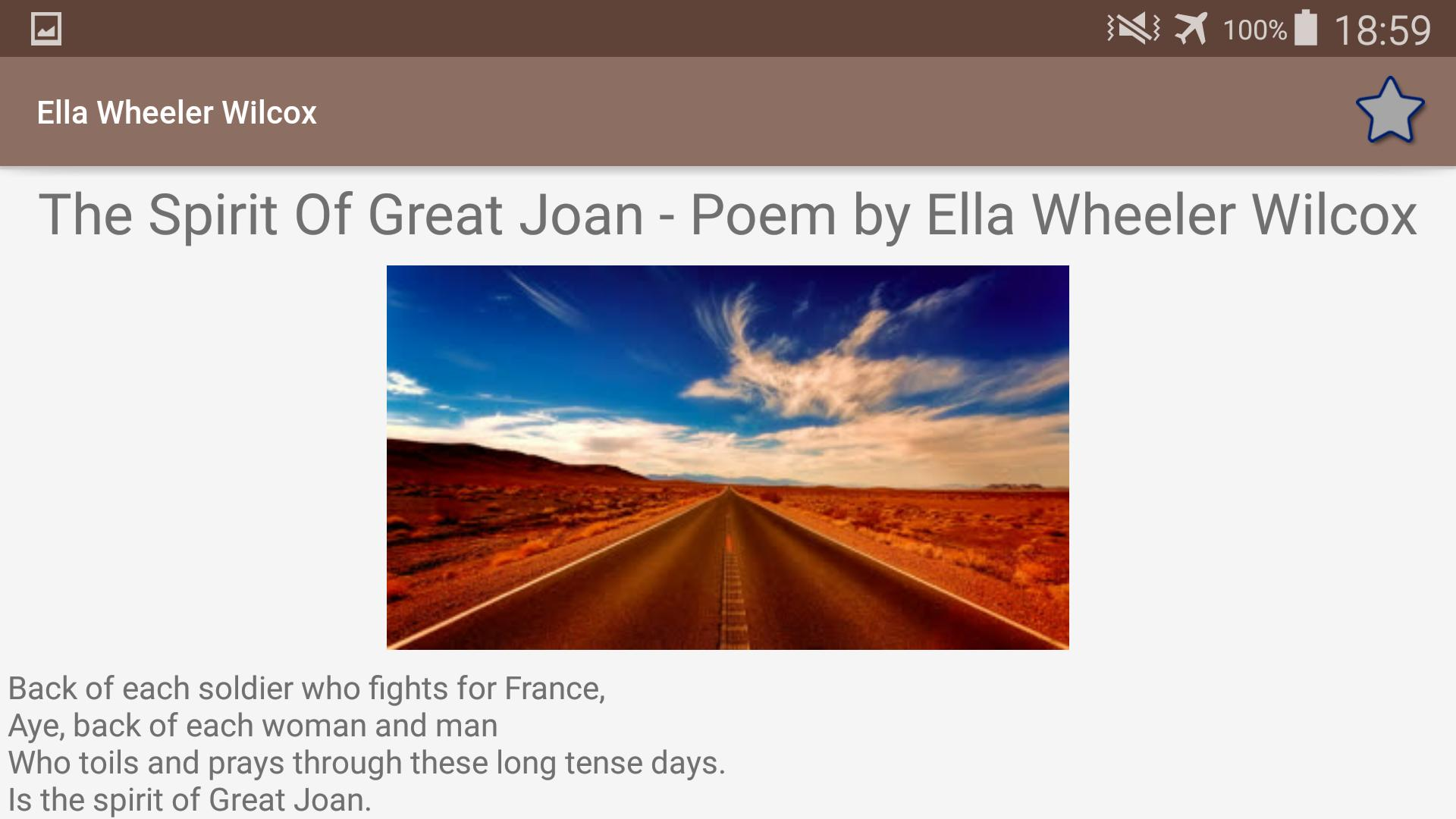 Ella Wheeler Wilcox Poems For Android Apk Download