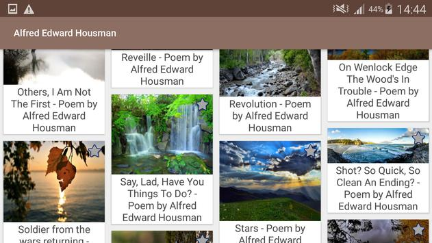 Alfred Edward Housman Poems For Android Apk Download