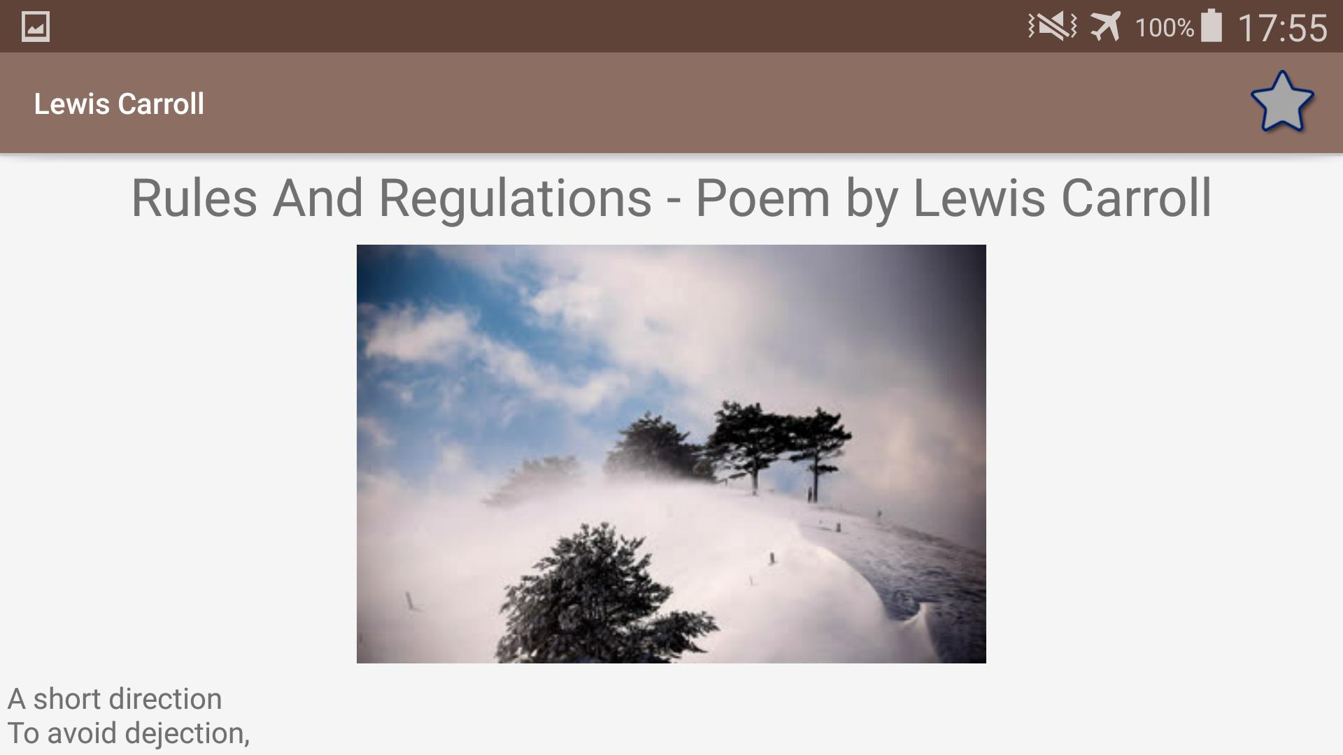 Lewis Carroll Poems For Android Apk Download