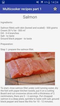 Multicooker Recipes Part 1 screenshot 4