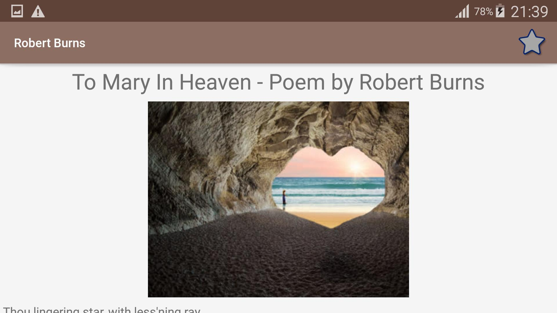 Robert Burns Poems For Android Apk Download