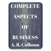 Know Complete Aspects Of Business ebook icon