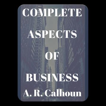 Know Complete Aspects Of Business ebook poster