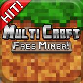 ► MultiCraft ― Free Miner! icon