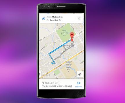 Smart Tourist Navigator screenshot 3