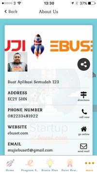 Muji Ebuset screenshot 4