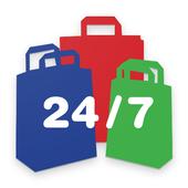 Dagenham Market 24/7 icon