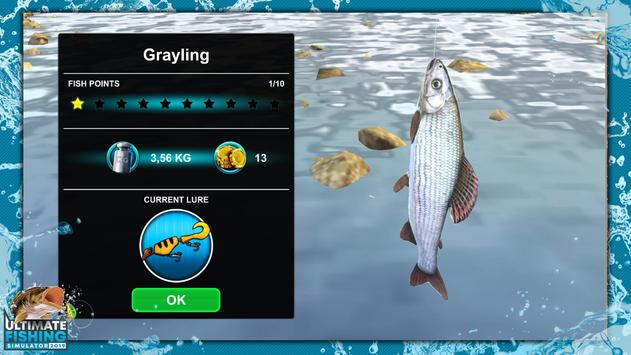 Ultimate Fishing Simulator PRO screenshot 6