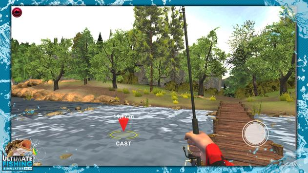 Ultimate Fishing Simulator PRO screenshot 7