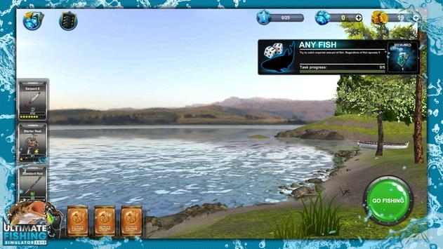 Ultimate Fishing Simulator PRO screenshot 3