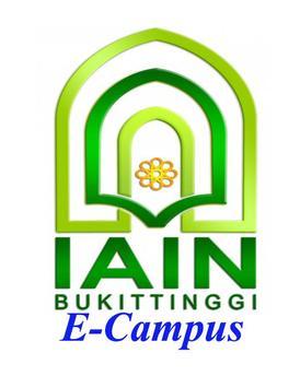 E-Campus IAIN Bukit Tinggi poster