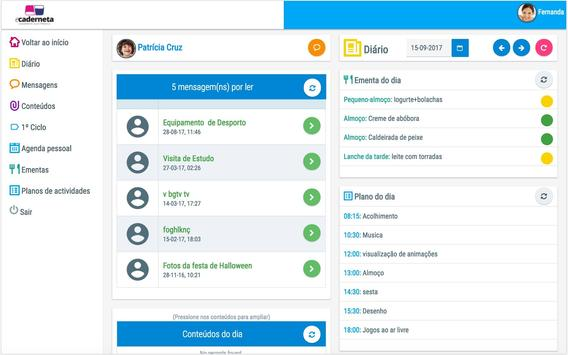 eCaderneta screenshot 7