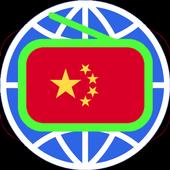 中国电台 中国收音机 全球中文电台 China Radio Zeichen