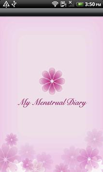 My Menstrual Diary poster