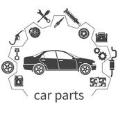 Picture Logo Quiz : Automotive icon