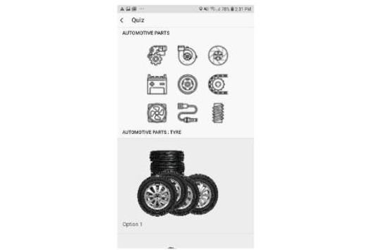 Picture Logo Quiz : Automotive screenshot 3