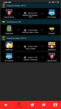 El Canal del Fútbol screenshot 1