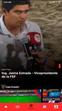 El Canal del Fútbol screenshot 2