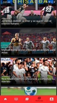 El Canal del Fútbol screenshot 3