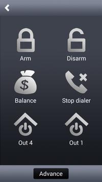 Gsm dialler screenshot 3