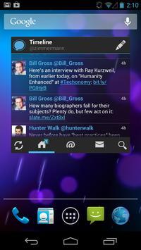 Echofon screenshot 4