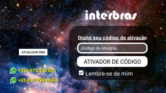 INTERBRAS poster