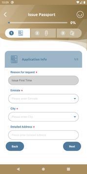 ICA UAE screenshot 5