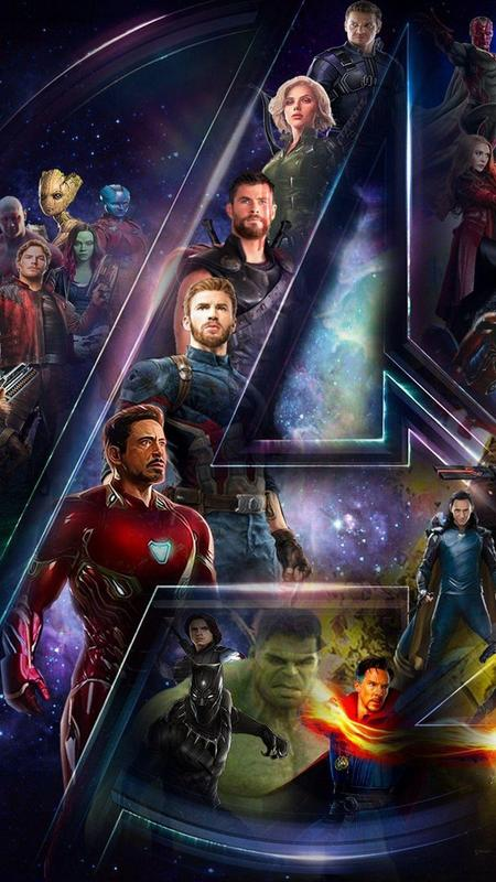Avengers Endgame Hd Wallpaper For Android - Play Movies One