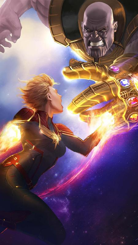 Avengers Endgame Superheroes Wallpapers Hd 2019 For Android Apk