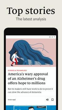 Economist ảnh chụp màn hình 1