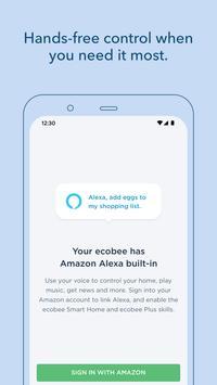 ecobee screenshot 4