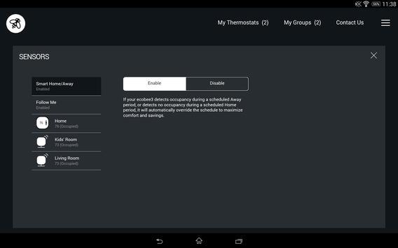 ecobee screenshot 8