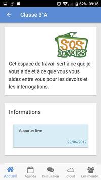 Mon EcoleDirecte screenshot 3