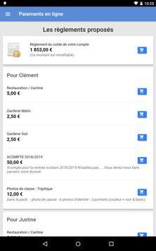 Mon EcoleDirecte screenshot 11