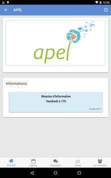 Mon EcoleDirecte screenshot 12