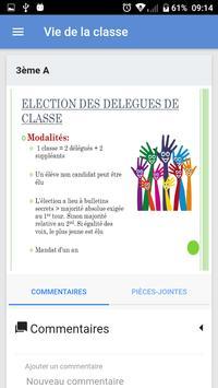 Mon EcoleDirecte screenshot 1