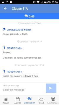 Mon EcoleDirecte screenshot 4