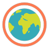 Ecosia أيقونة