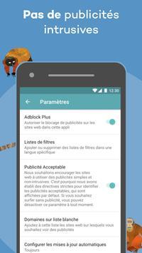 Ecosia capture d'écran 4